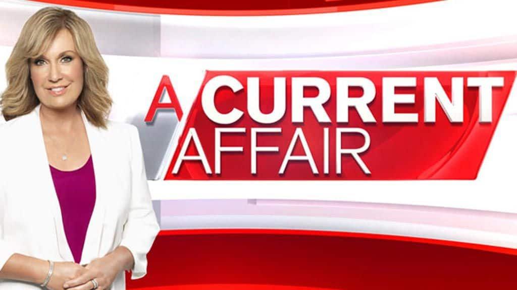 A Current Affair Australia Logo Image